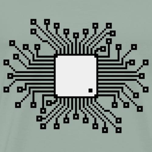 The Brain! - Men's Premium T-Shirt