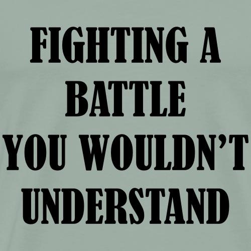 Battle - Men's Premium T-Shirt