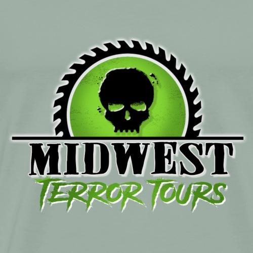 Midwest Terror Tours - Men's Premium T-Shirt