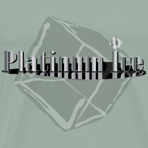 Platinum Ice - Men's Premium T-Shirt