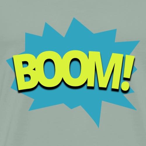 Boom Cartoon - Men's Premium T-Shirt