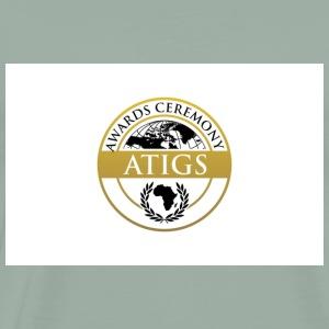 ATIGS Awards Logo - Men's Premium T-Shirt