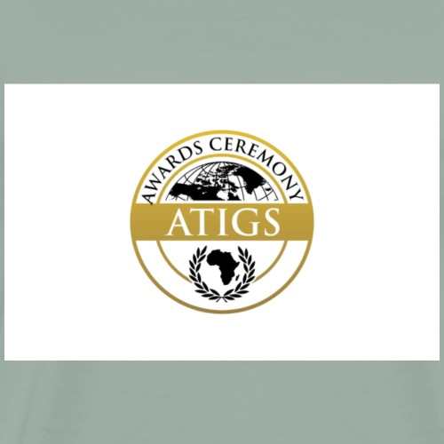 ATIGS Awards Logo - Men's Premium T-Shirt