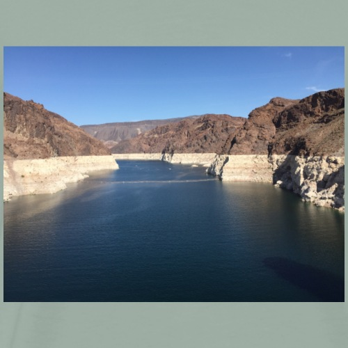 Hoover Dam Nevada - Men's Premium T-Shirt