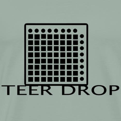 TEERDROPLP - Men's Premium T-Shirt