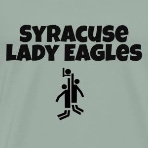lady eagles - Men's Premium T-Shirt