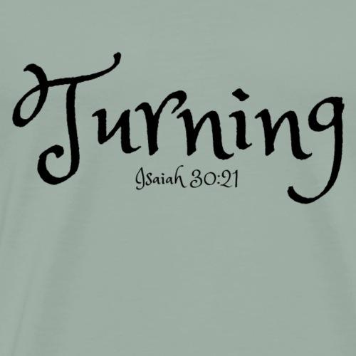Turning - Men's Premium T-Shirt