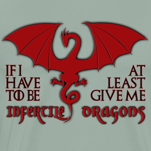Consolation Dragons - Men's Premium T-Shirt