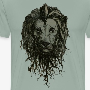 Grounded In Courage - Men's Premium T-Shirt