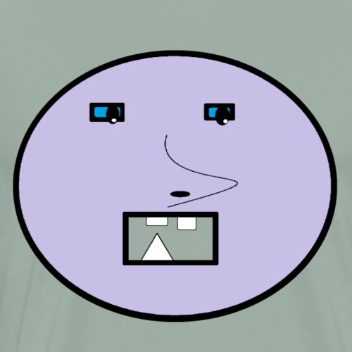 Emotion-Long Nose - Men's Premium T-Shirt
