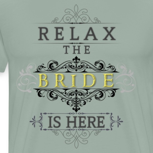 Bride - Men's Premium T-Shirt