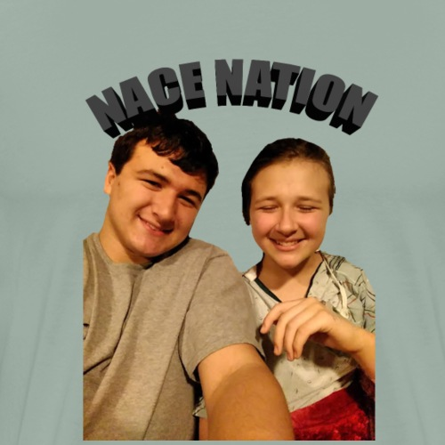 Nace Nation - Men's Premium T-Shirt