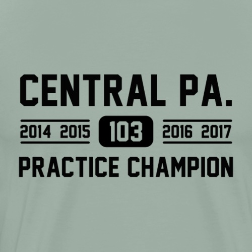 Central PA Practice Champion - Men's Premium T-Shirt
