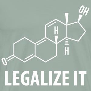 Legalize Tren - Men's Premium T-Shirt