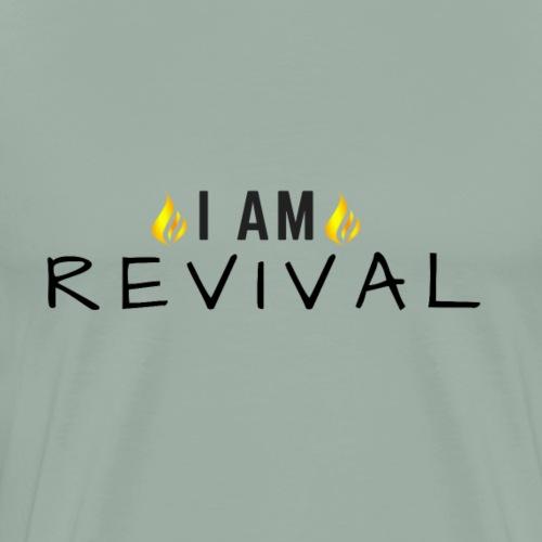 I Am Revival 1 - Men's Premium T-Shirt