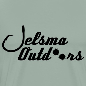 Jelsma Outdoors Logo - Men's Premium T-Shirt