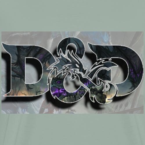 DnD 3Dragons - Men's Premium T-Shirt