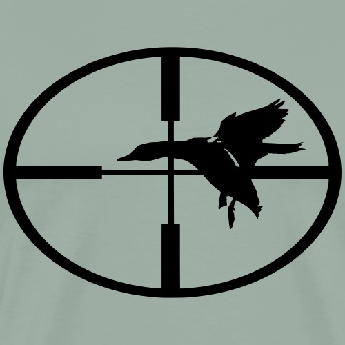 Duck Hunter - Men's Premium T-Shirt