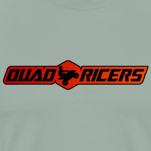 Quad Ricers Red & Orange T-Shirt - Men's Premium T-Shirt