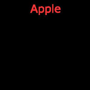 An Apple A Day Didn't Keep You Away Saying - Men's Premium T-Shirt