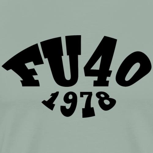 FU40 1978 - Men's Premium T-Shirt