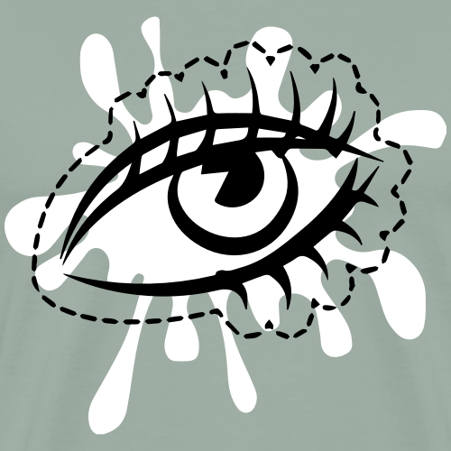theEYE - Men's Premium T-Shirt