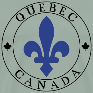 Quebec Design - Men's Premium T-Shirt