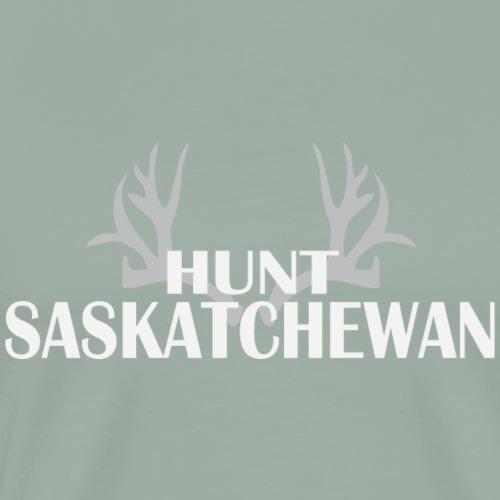 Hunt Saskatchewan - Men's Premium T-Shirt