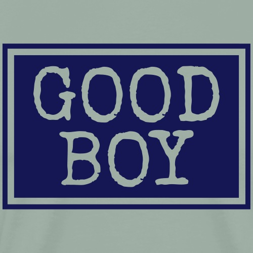good boy - Men's Premium T-Shirt