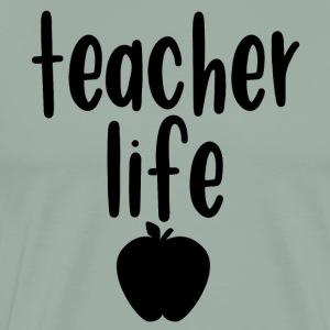 Teacher Life - Men's Premium T-Shirt