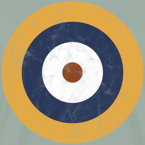 Spitfire Roundel - Men's Premium T-Shirt