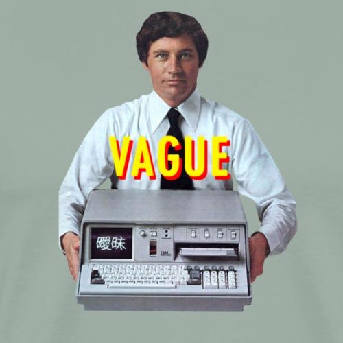 Vague Vintage - Men's Premium T-Shirt