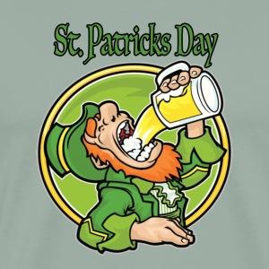 St Patricks Day - Men's Premium T-Shirt