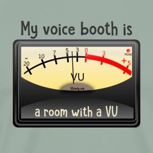 Room with a VU - Men's Premium T-Shirt