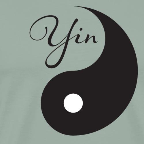 Yin - Men's Premium T-Shirt
