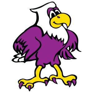 Eagle Mascot - Men's Premium T-Shirt