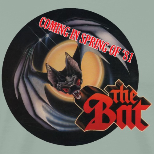 The Bat - Men's Premium T-Shirt
