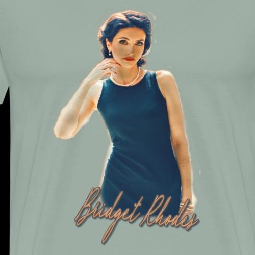 Bridget Rhodes - Men's Premium T-Shirt