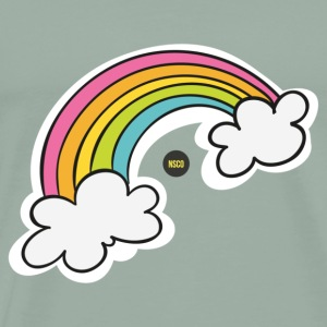 Cute Rainbow - Men's Premium T-Shirt