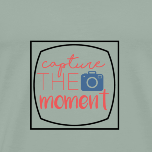 Capture the Moment - Men's Premium T-Shirt