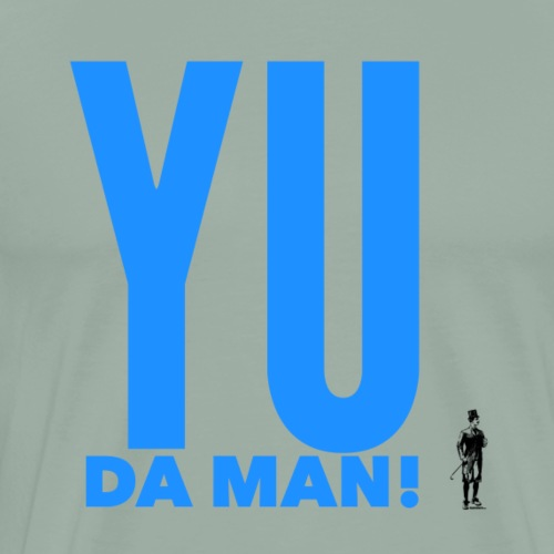 Yu Da Man Gear - Men's Premium T-Shirt