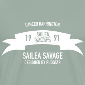 Sailea Savage 1991 Design - Men's Premium T-Shirt