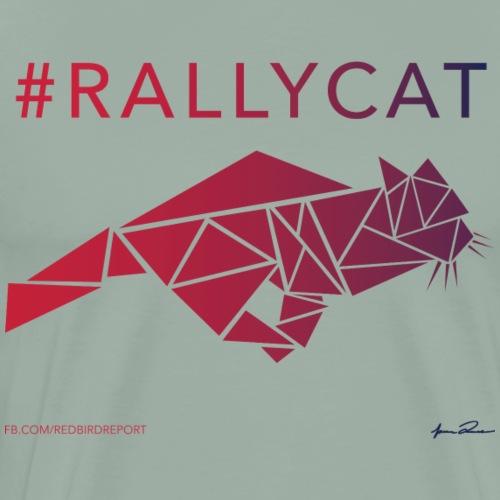 #RallyCat - Men's Premium T-Shirt