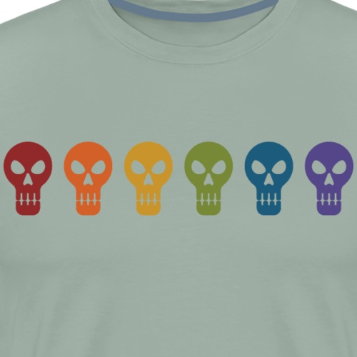 Skully - Men's Premium T-Shirt
