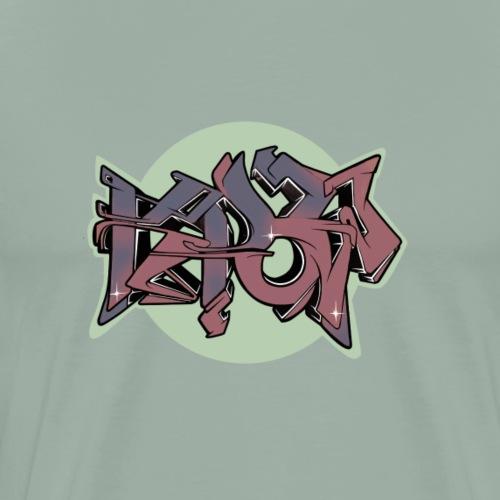Krew Print - Men's Premium T-Shirt