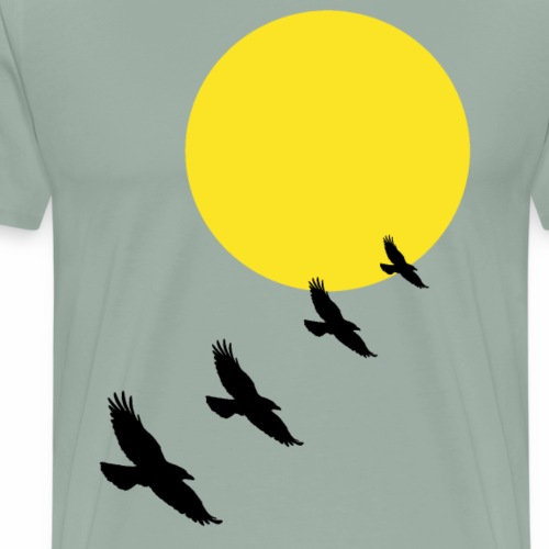 Towards the sun - Men's Premium T-Shirt