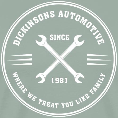 Vintage Automotive T Shirt - Men's Premium T-Shirt