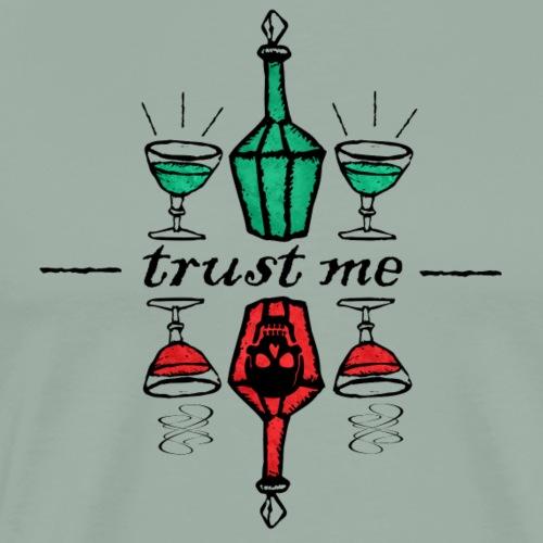 Gourmet Experience - Men's Premium T-Shirt