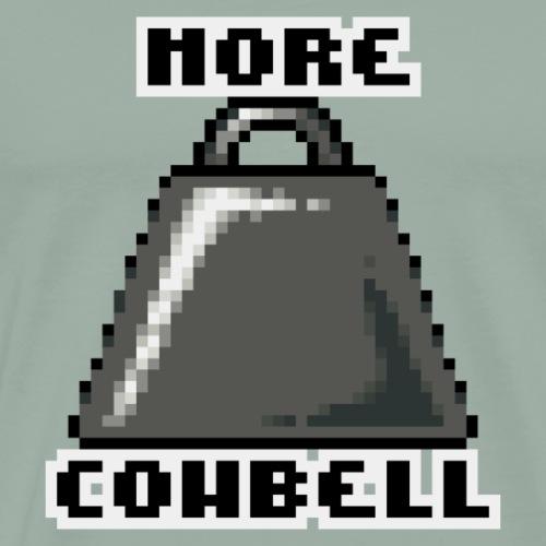 More Cowbell! - Men's Premium T-Shirt