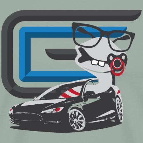 Car Guru - Sock Baby - Men's Premium T-Shirt